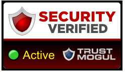 Security Verified Seal