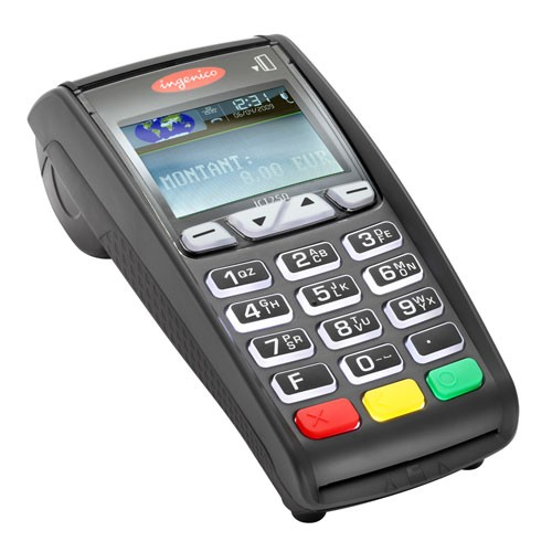 Payment Terminal Updated for 2021